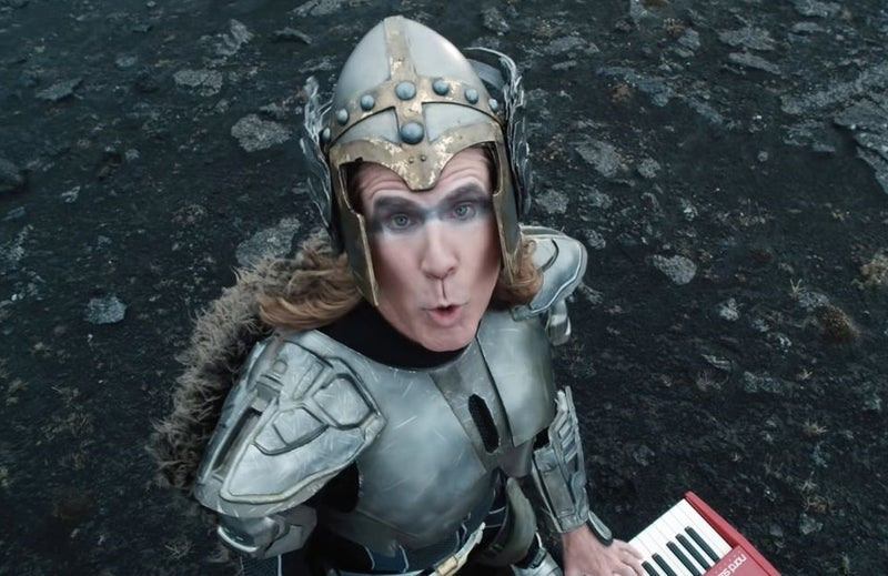 will ferrell eurovision