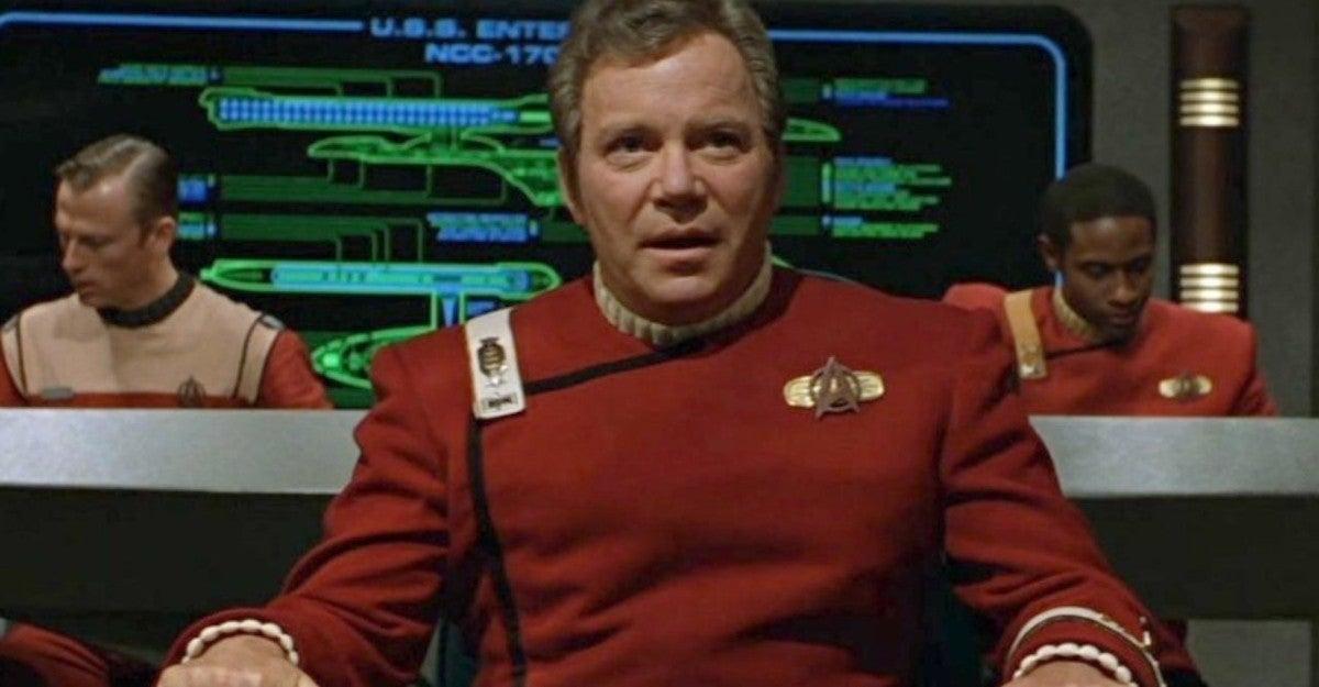 William Shatner Open to Stark Trek Kirk Return 2020