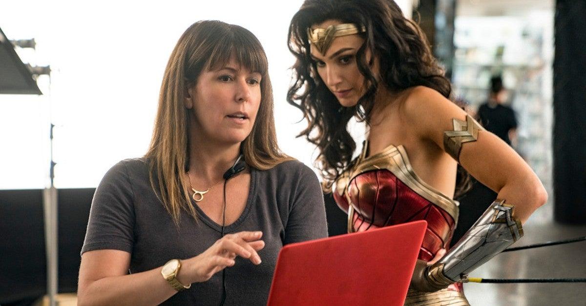 Wonder Woman 3 On Pause Patty Jenkins