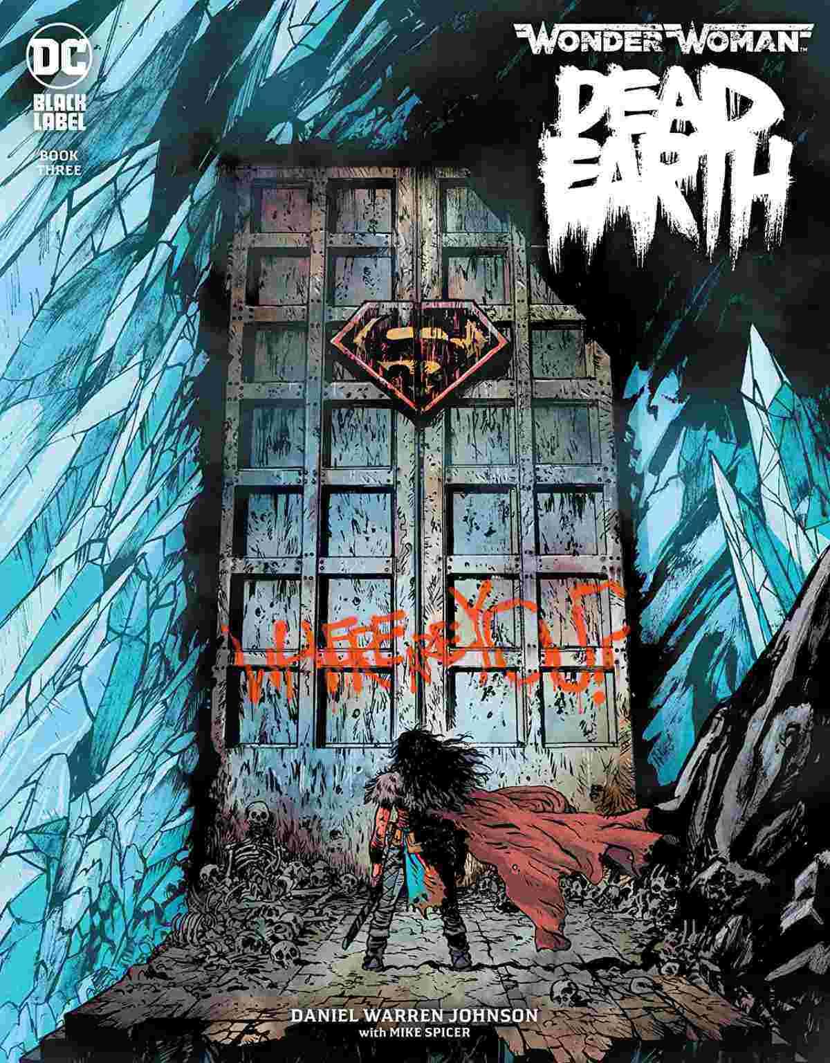 Wonder Woman Dead Earth #3