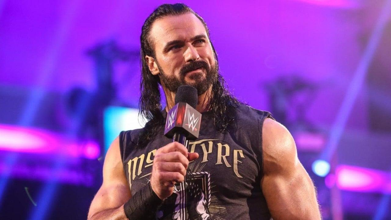 Drew McIntyre Talks WrestleMania Dream Match with The Rock
