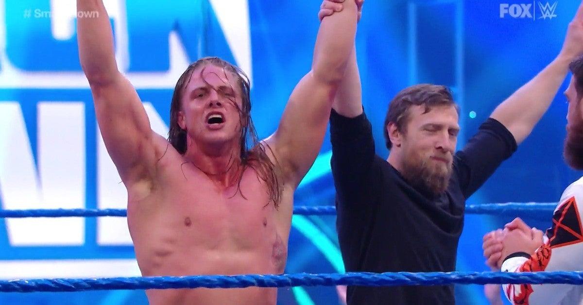 WWE-Matt-Riddle-SmackDown-Debut-Fan-Reactions