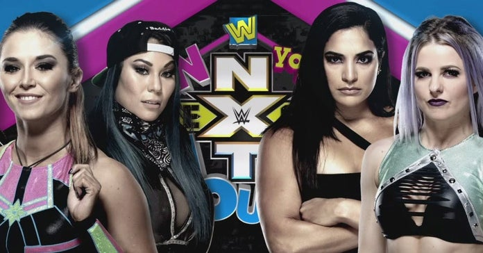 WWE-NXT-6-Woman-Tag-Match-TakeOver-In-Your-House