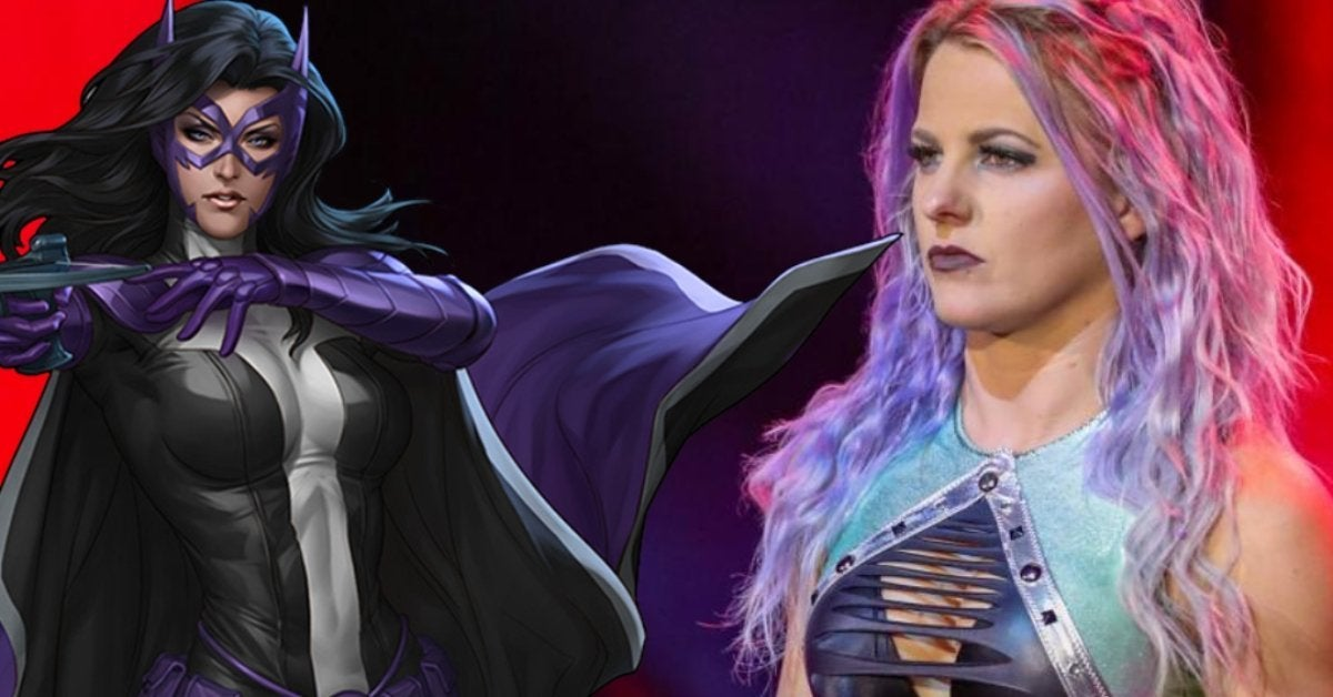 WWE NXT's Candice LeRae Would Love to Play DC's Huntress