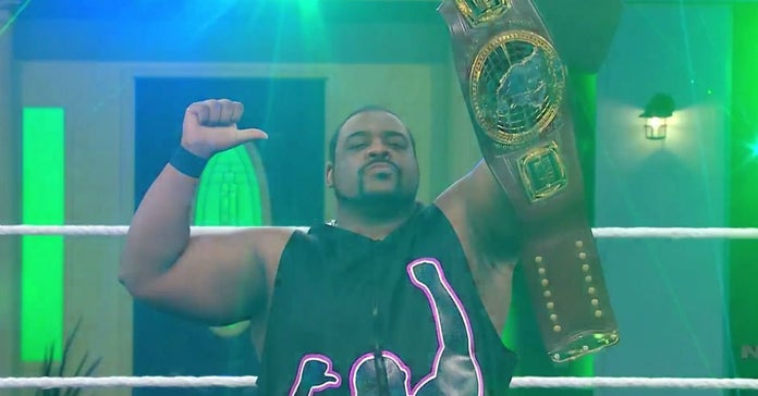 WWE-NXT-Keith-Lee-Black-Lives-Matter