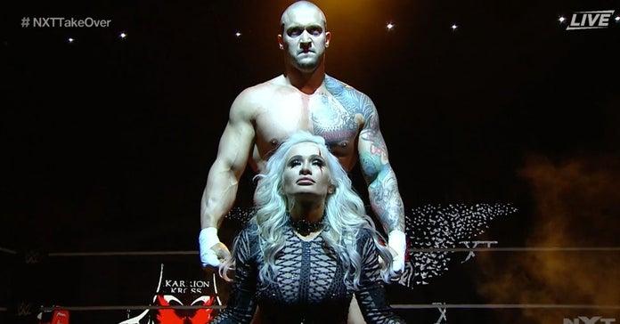 WWE-NXT-TakeOver-In-Your-House-Karrion-Kross-Scarlett-Entrance