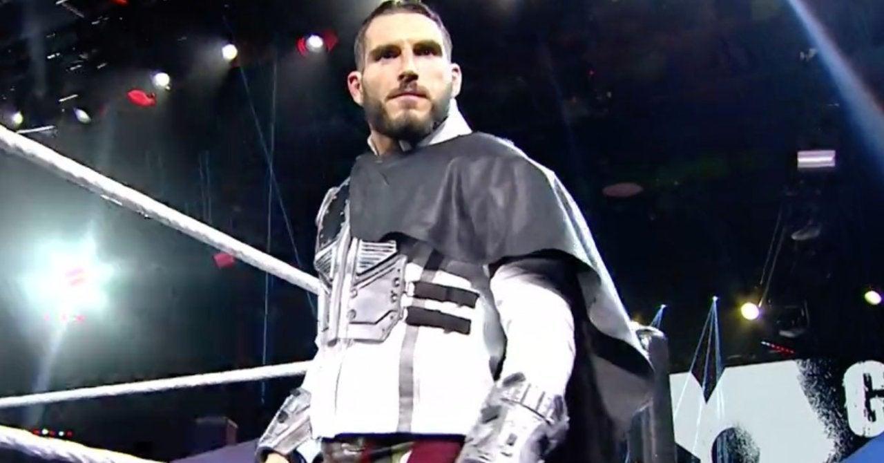 NXT's Johnny Gargano Talks Hopes for MCU Phase 4, The Mandalorian Season 2
