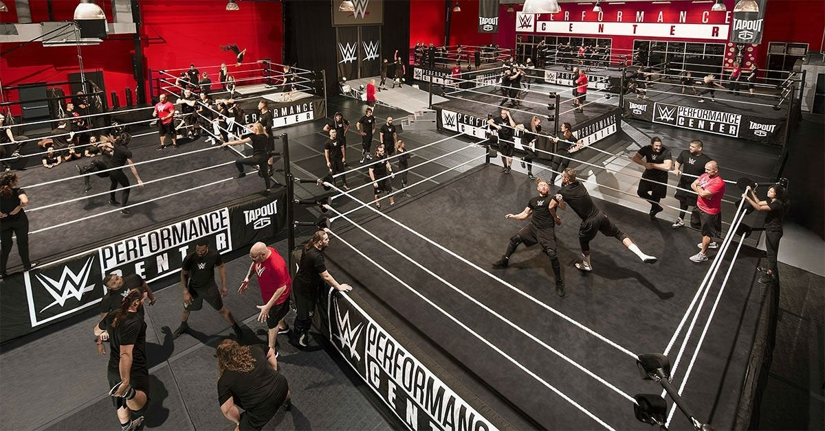 WWE-Performance-Center
