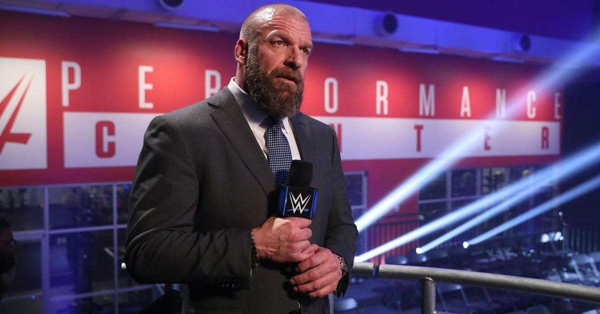 WWE-Performance-Center-Triple-H