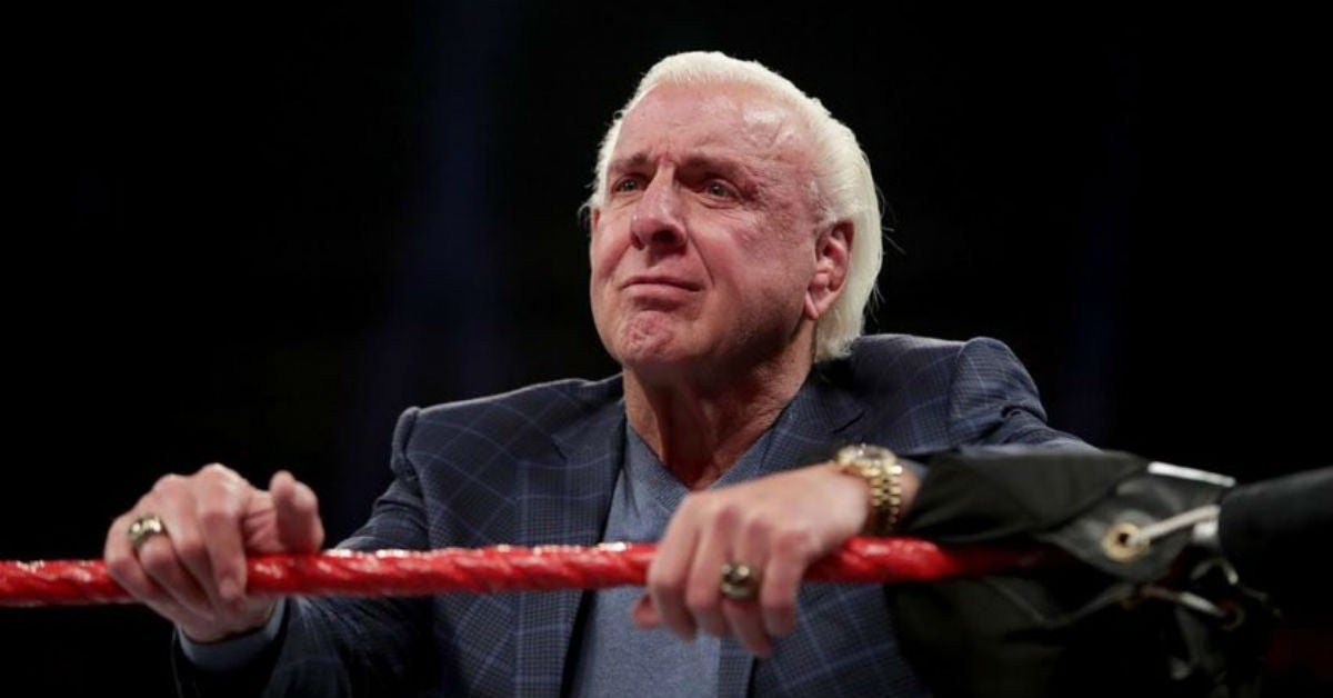 WWE-Raw-Ric-Flair-Coronavirus