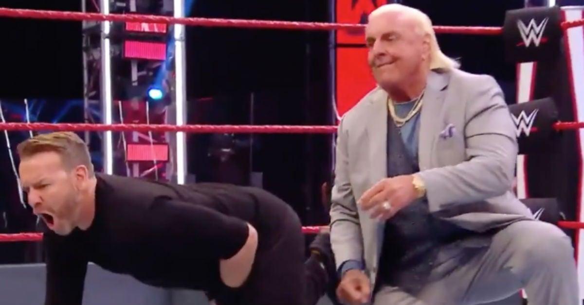 WWE-Ric-Flair-Christian-WWE-Raw