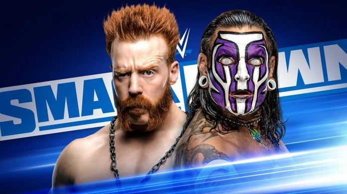 WWE-SmackDown-Jeff-Hardy-Sheamus