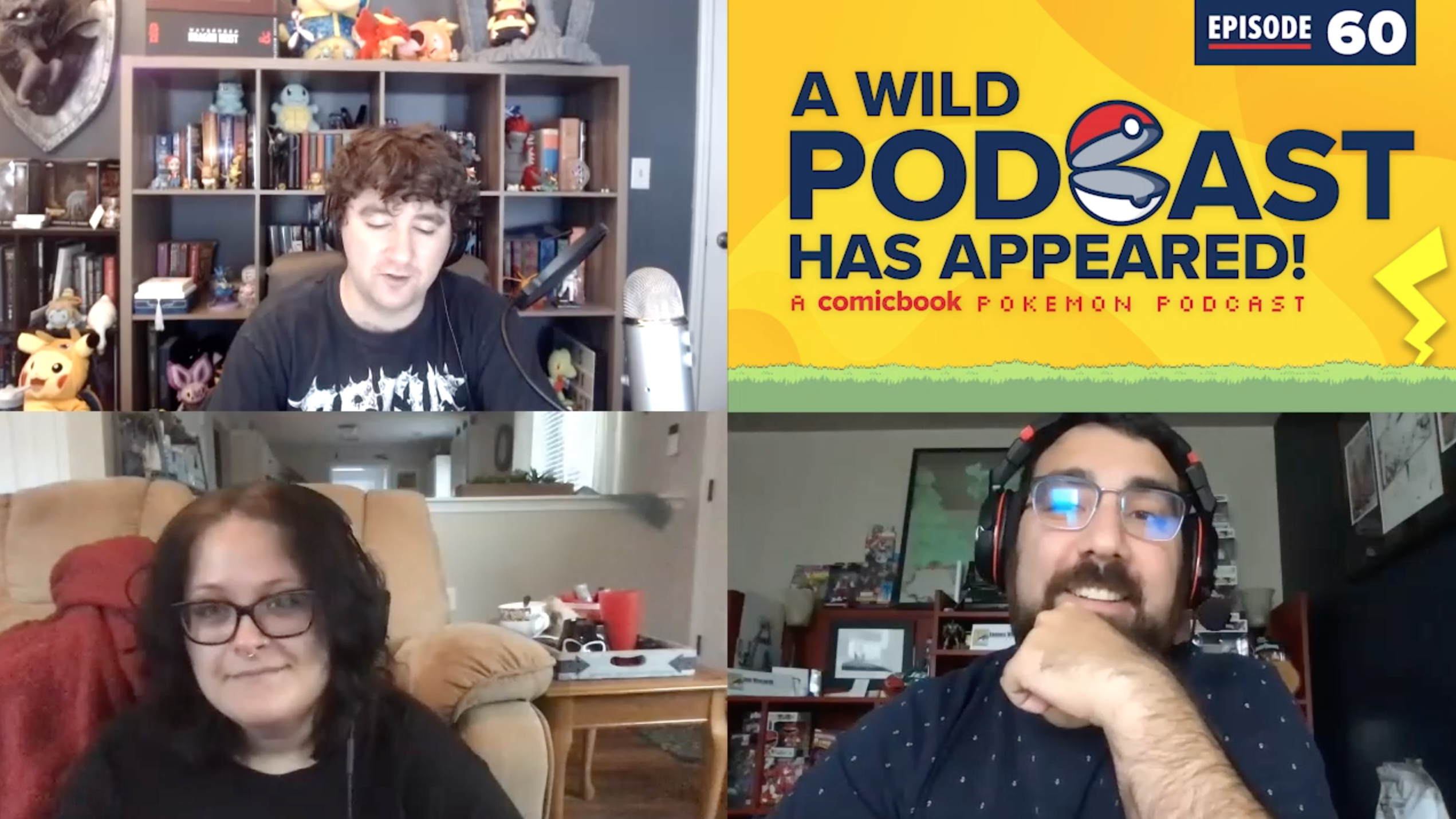 A Wild Podcast Has Appeared Ep. 60- Pokemon Fact of the Week
