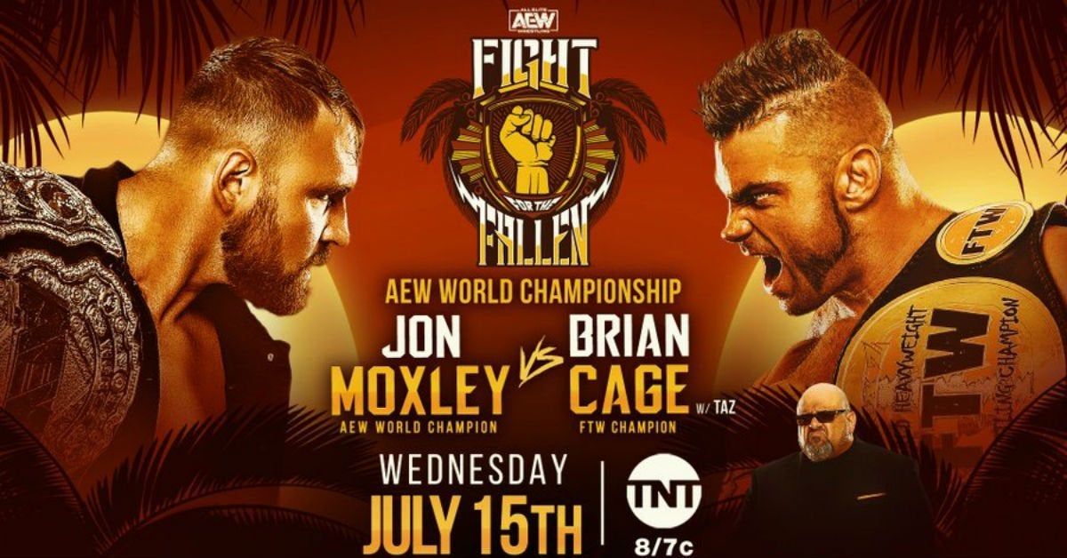 AEW-Jon-Moxley-Brian-Cage-Fight-for-the-Fallen