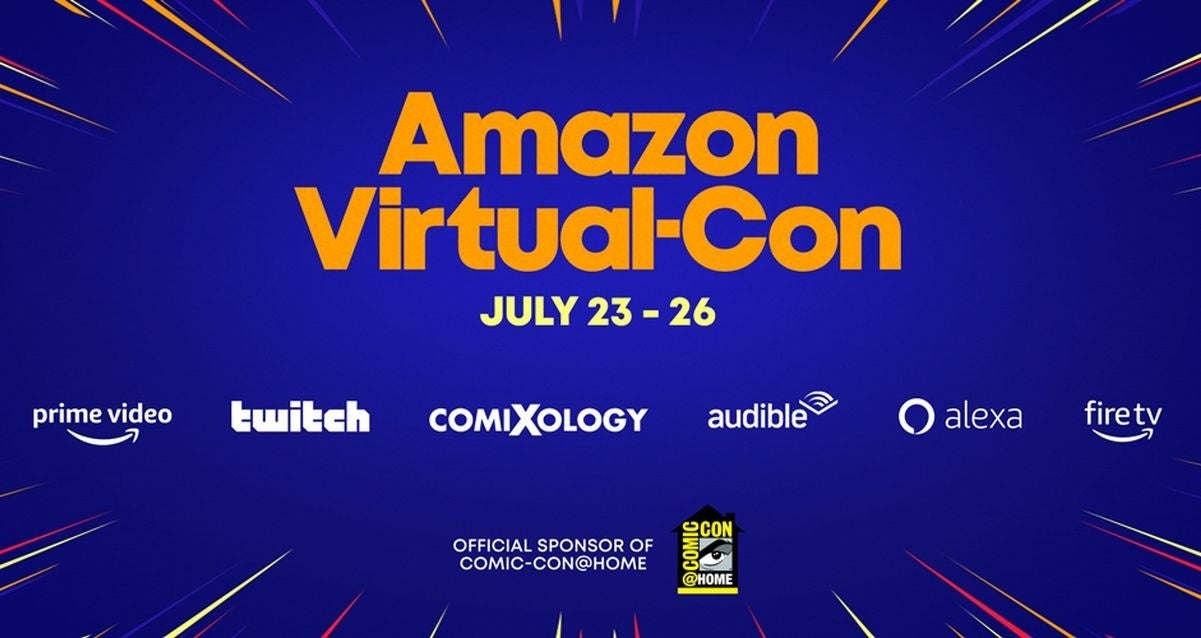 amazon virtual con header
