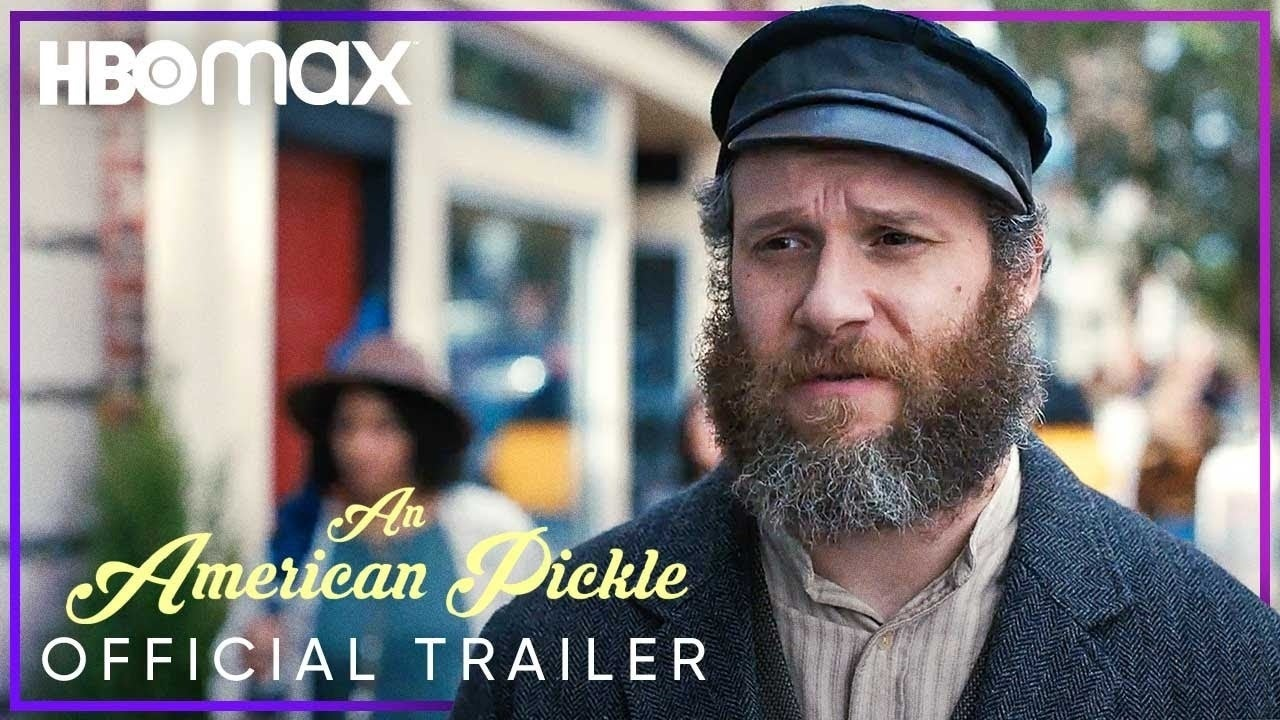 american pickle seth rogen trailer