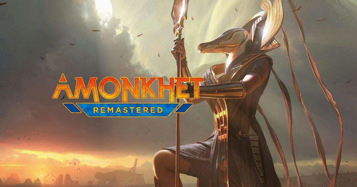 Amonket Remastered Magic the Gathering