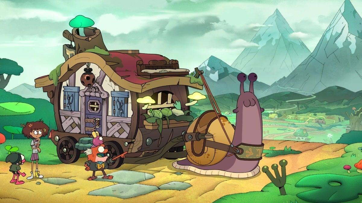 amphibia season 2 screenshot 1