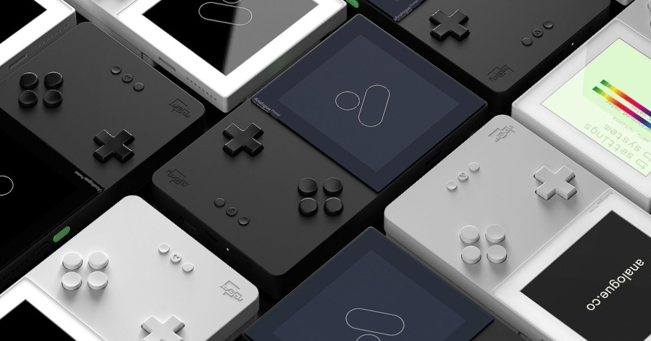 Analogue Pocket Sell-Outs Frustrate Retro Gaming Fans