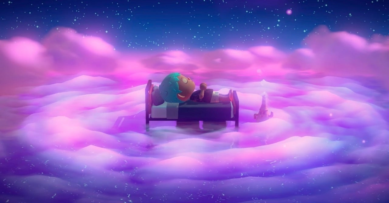 Animal Crossing: New Horizons Update Is Adding Dreaming ...