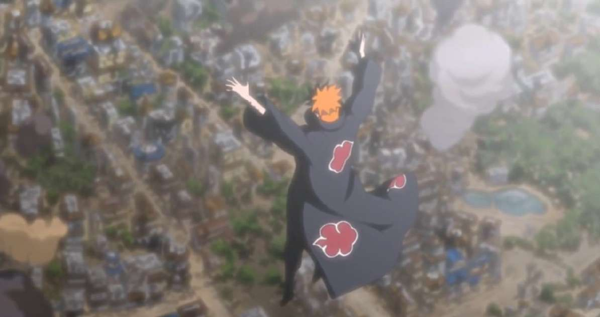 Anime Calm Before The Storm Naruto