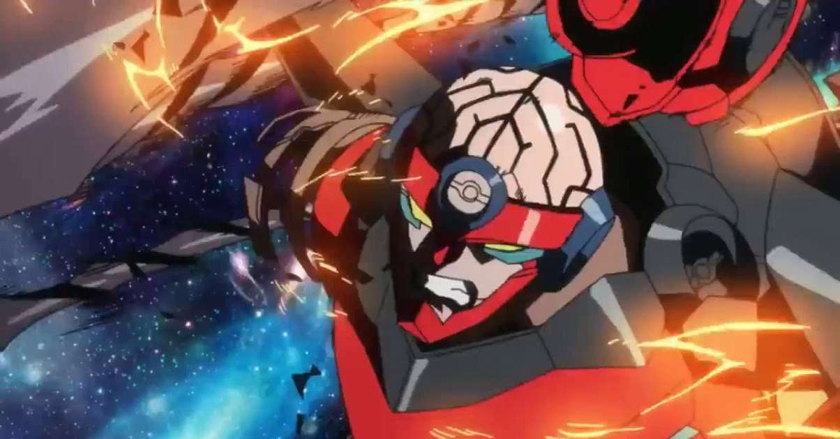Anime Top Mech Suits