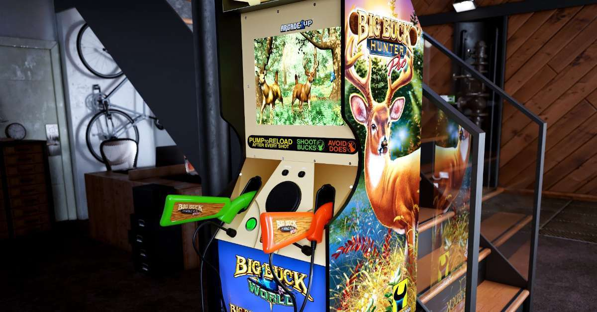 arcade1up-lightgun-classics-big-buck-hunter