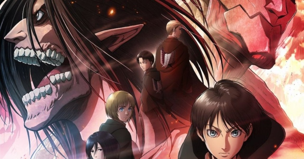 Funimation Confirms Attack on Titan: Chronicle is Coming to North America