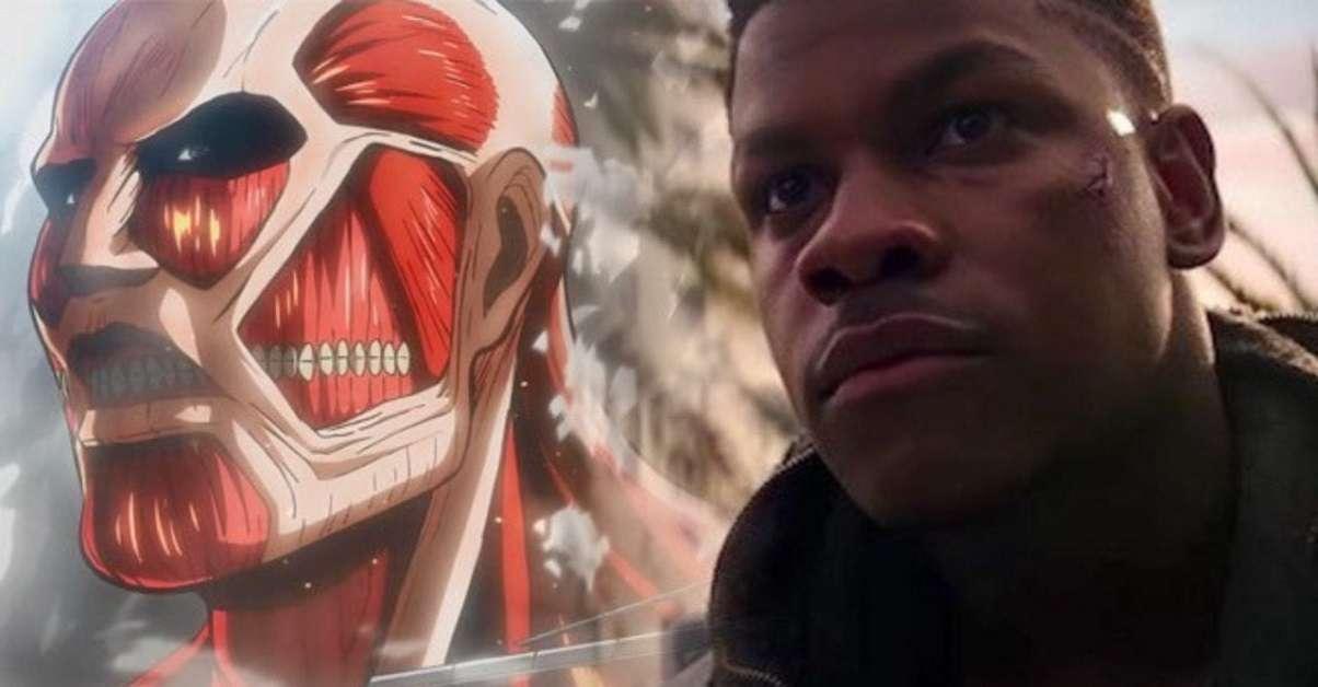 Attack On Titan John Boyega