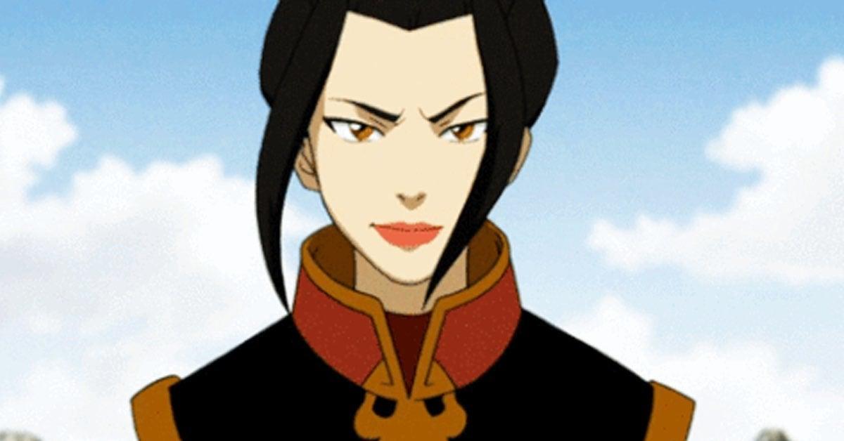 avatar airbender azula anime