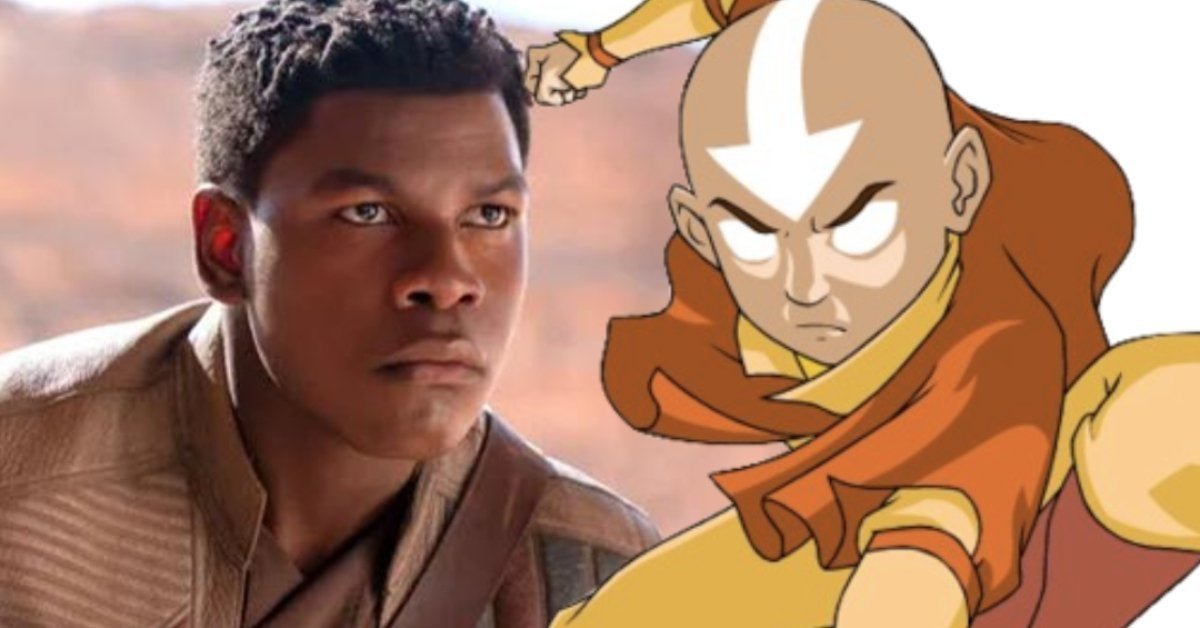 Avatar The Last Airbender John Boyega