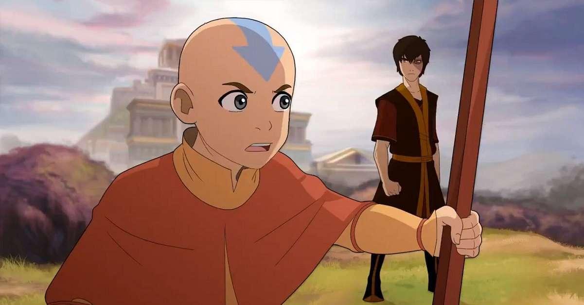 Avatar The Last Airbender Nikes