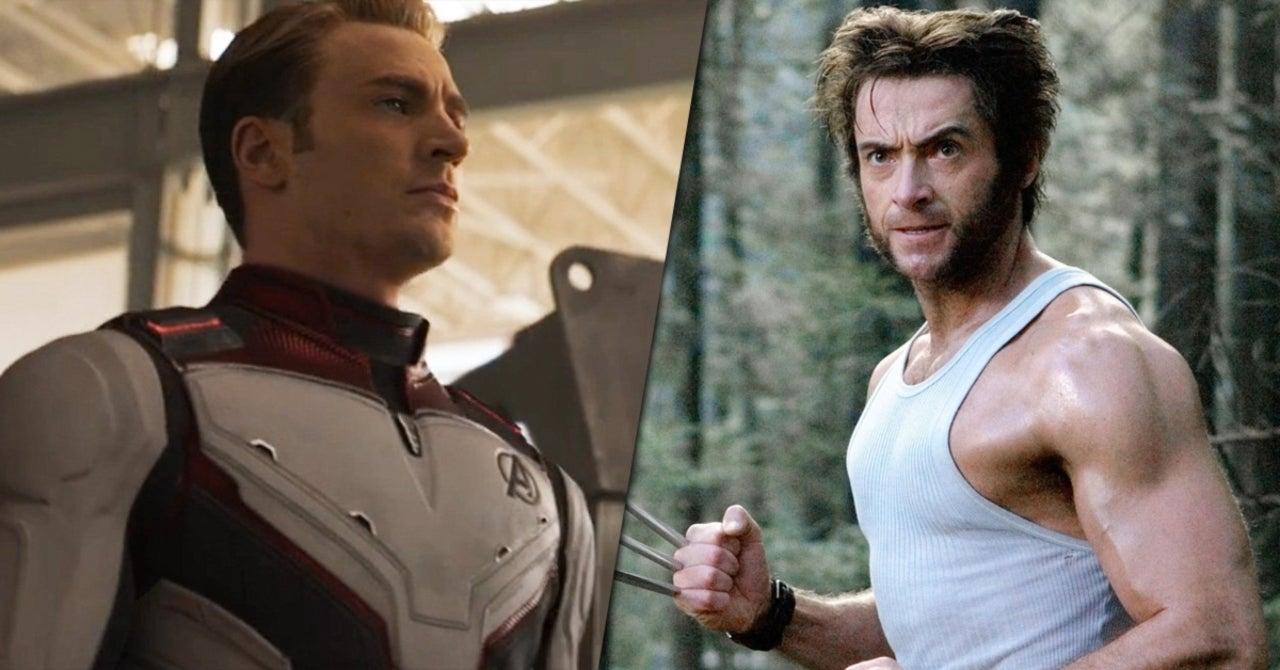 Avengers: Endgame Fan Gives Wolverine the Quantum Suit Treatment