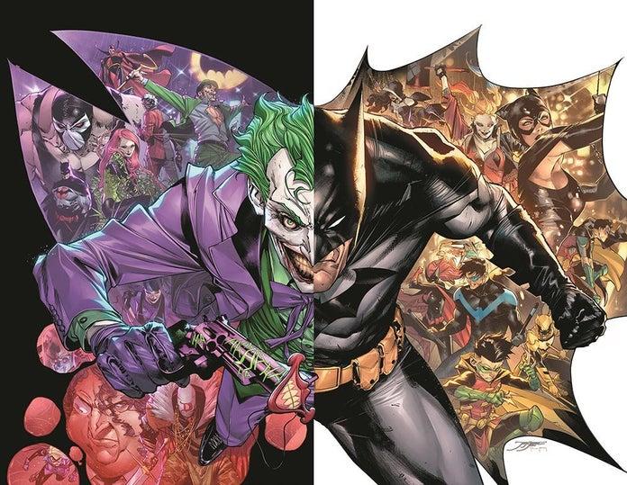 Batman-100-Cover