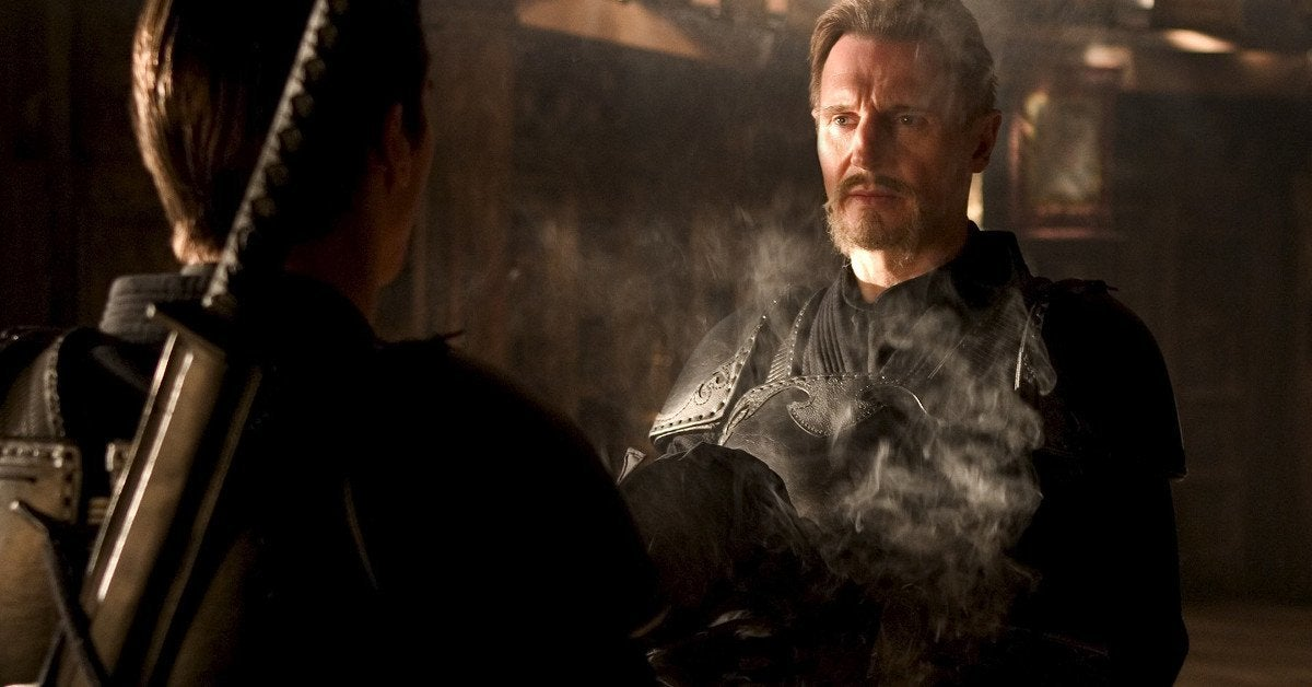 Batman Begins Ra's Al Ghul