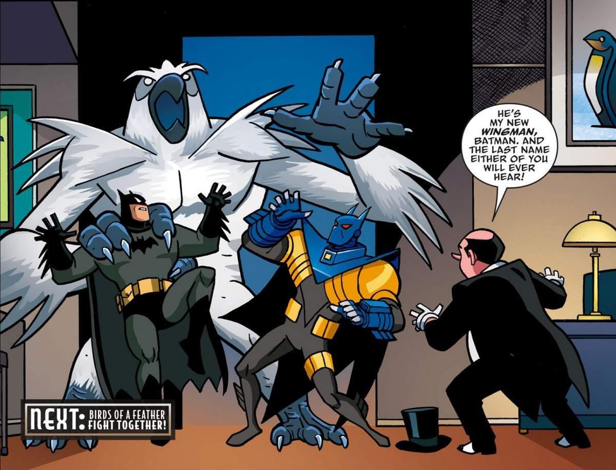 Batman TAS Azrael