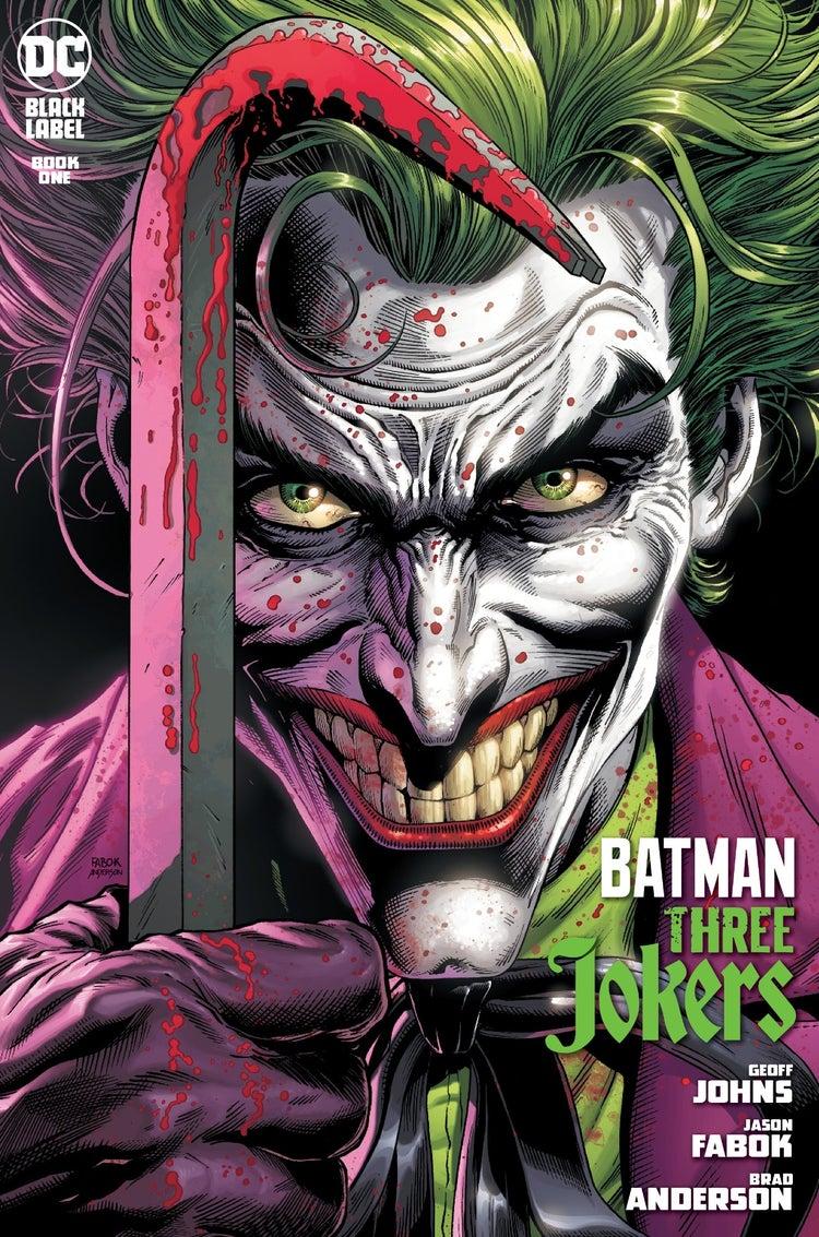batman three jokers cover 1