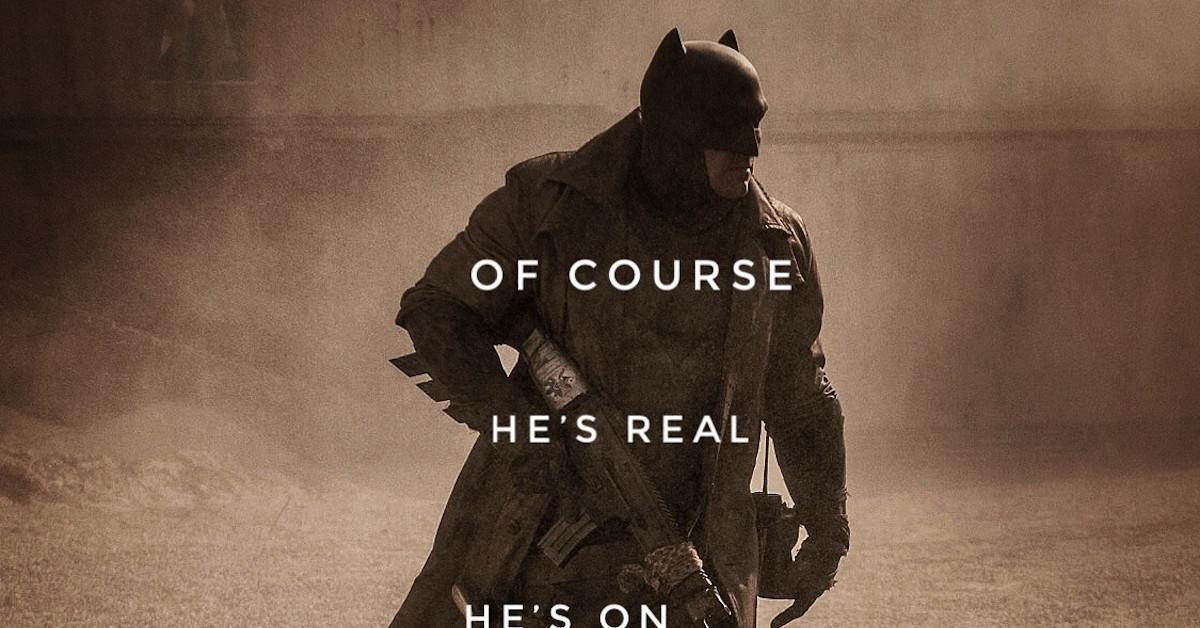 Batman v Superman Ultimate Edition HBO Max Zack Snyder Batfleck