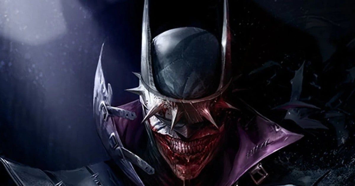 Batman Who Laughs Can Be DC Next Joker Movie