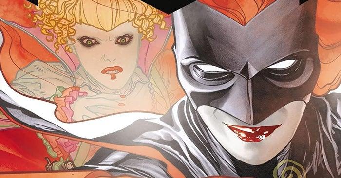 batwoman elegy comic