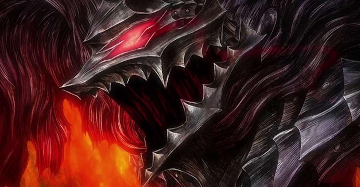 Berserk Manga Guts Berserker Armor