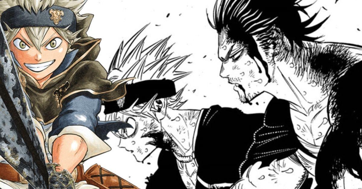 Black Clover Asta Yami Team Up Attack Manga Spoilers