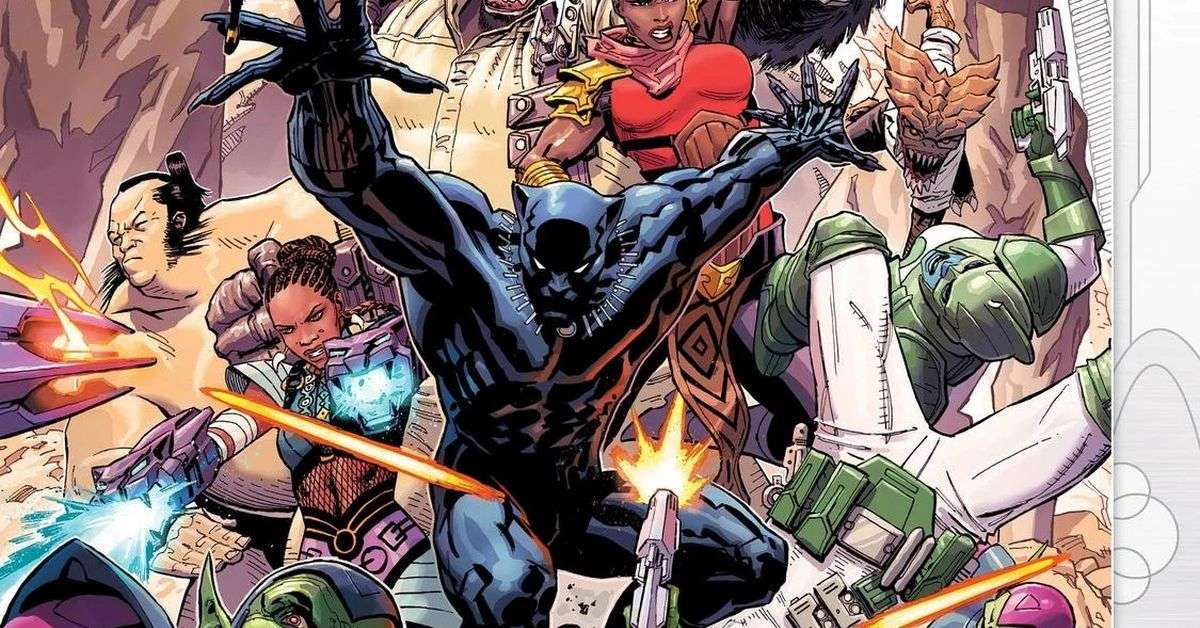 black panther comics cancelled marvel