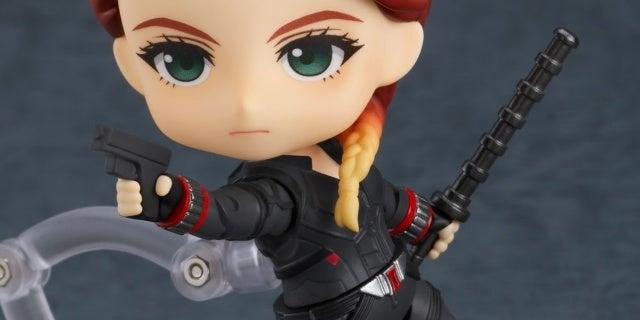 black widow avengers endgame nendoroid 3