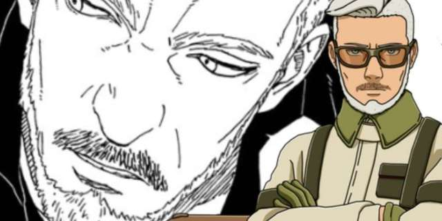 Boruto Amado Manga Chapter 48