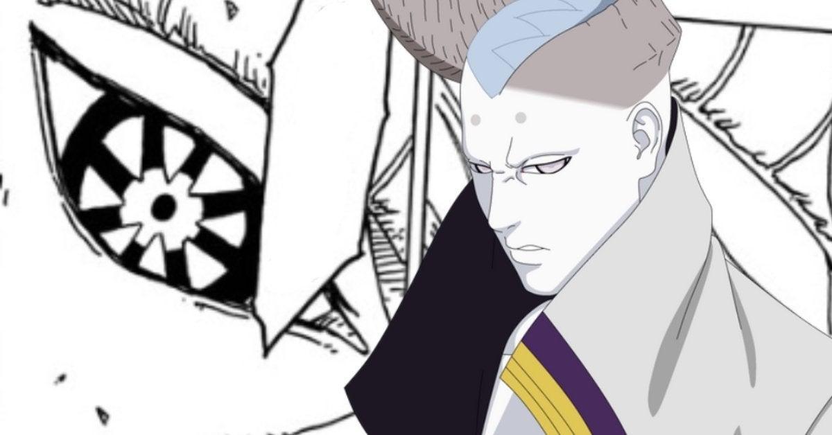 Boruto Naruto Isshiki Otsutsuki Secret Jutsu Dai-Kokuten Explained
