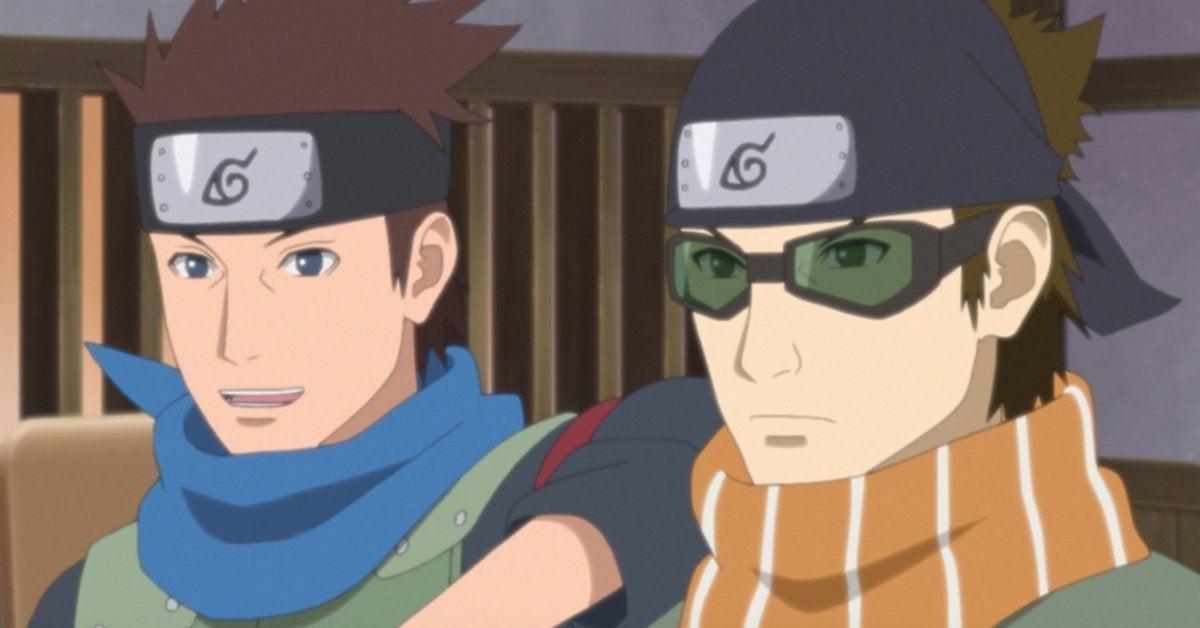 Boruto Naruto Mugino Ao Arc Anime Debut Kara Actuation
