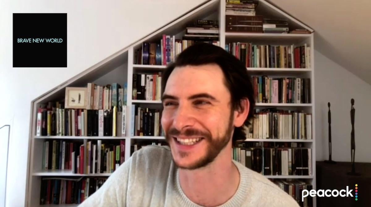 Brave New World: Harry Lloyd Interview