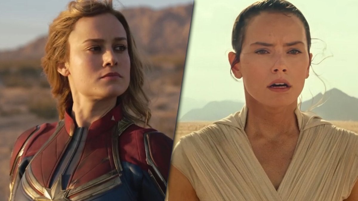 brie larson captain marvel star wars