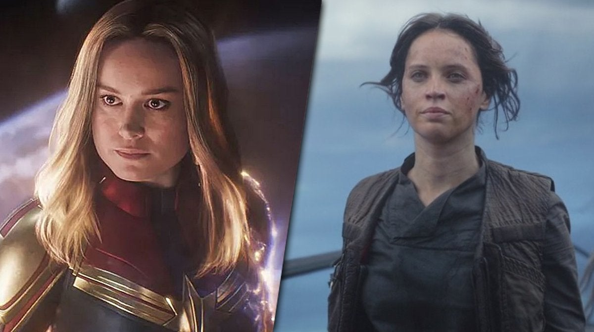 brie larson star wars jyn erso rogue one